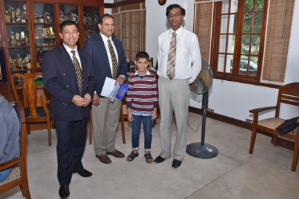 RCOBECA Funds the Help a Needy Student (HNS) Scholarship Program
